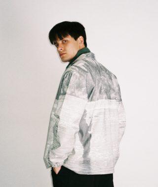 gone jacket model