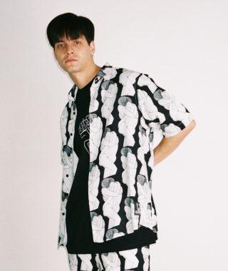 lovers lock ss shirt model