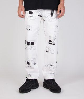 repeat study trouser model