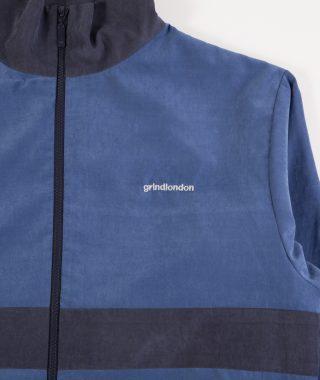 track jacket blue navy 2