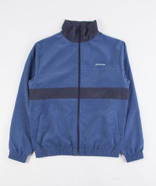 track jacket blue navy