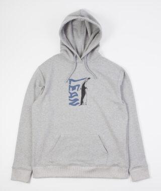 lean hood grey