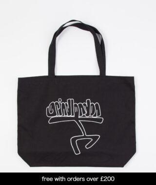 wideboys tote bag