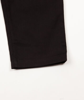 relaxed cotton trouser detail 3