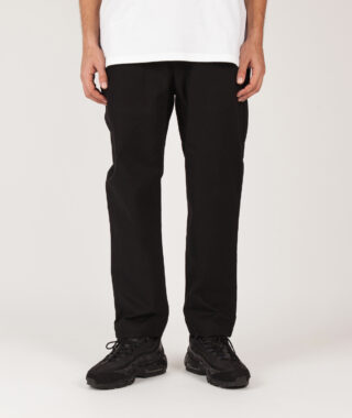 relaxed cotton trouser model