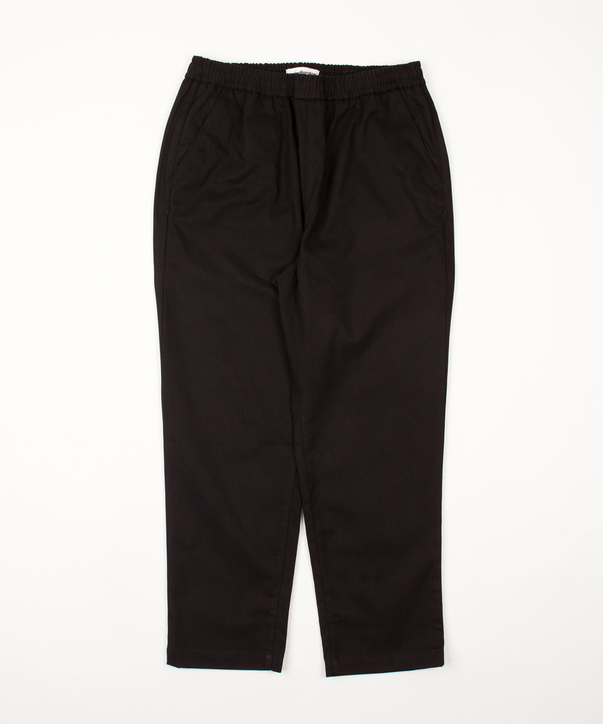 relaxed cotton trouser